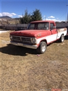 Ford pick up camioneta Pickup 1971
