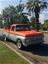 Ford Pick Up F-100 Pickup 1965