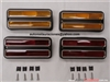 Kit Luces Laterales Camionetas Chevrolet 1968-1972