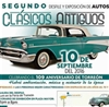 The Second Parade and Exhibition  of Classic Vintage Cars Torreon