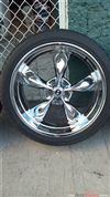 "rines 22"" shelby tipo bullit"