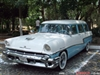 10th National Gathering of Old Cars Atotonilco - 1956 Mercury Station Wagon