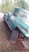 Willys camioneta willys Pickup 1956