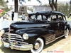 10th National Gathering of Old Cars Atotonilco - 1948 Chevrolet Sedan 4 Doors