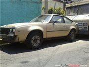 AMC RALLY  AMX Hatchback 1981