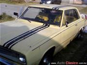 1969 Dodge Valiant Coupe