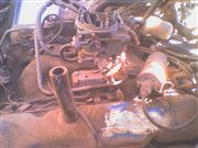 motor dodge big block 400