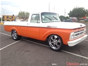 Ford FORD F100 UNIBODY Pickup 1962