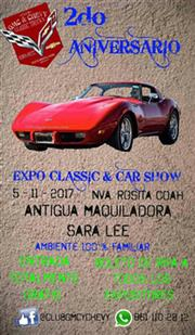 Expo Classic & Car Show. 2do Aniversario
