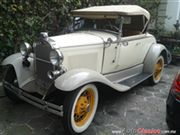 Ford A Convertible 1931