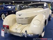 Cord 812 Phaeton Sedan Supercharged 1937
