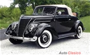 Ford Cabriolet convertible Convertible 1937