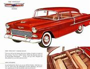 Chevrolet SEDAN 210 HOT ROD Sedan 1955