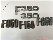 FORD PICK UP F350 , F150 Y F250 EMBLEMAS ORIGINALES