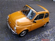 1969 Fiat 500 ELEGANCE Coupe