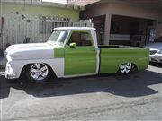 Chevrolet suspension de aire Pickup 1966