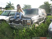 Ford Bronco Convertible 1982
