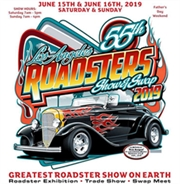 55th Los Angeles Roadsters Show & Swap 2019