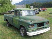 fargo pick up 1958 1959