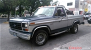 Ford  Explorer  F-200 Pickup 1986