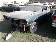 Ford MAVERICK 70 PARTES Fastback 1970
