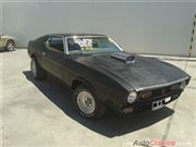 1972 Ford Mustang Mach 1 Hatchback