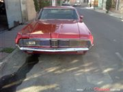 Mercury cougar Fastback 1969