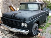 Ford PICK UP f100 Pickup 1958