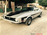 Ford MUSTANG MACH 1 Fastback 1971