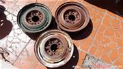 Rines chevrolet pick up 6 birlos 16.5