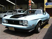 Ford MUSTANG MACH 1 Coupe 1973