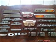 Emblemas Ford Pick up