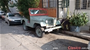 1960 Jeep WHILLYS 1960 Convertible