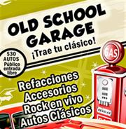 Old School Garage Febrero 2018