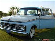 Ford F-100 CUSTOM CAB Pickup 1964