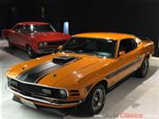 Ford Mustang Mach 1 Fastback 1970