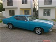 Chevrolet chevelle Coupe 1969