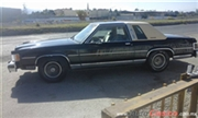 Ford GRAND MARQUIS, 2 Puertas Coupe 1982