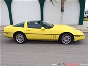 Chevrolet CORVETTE Convertible 1985