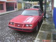 Ford mustang Fastback 1984