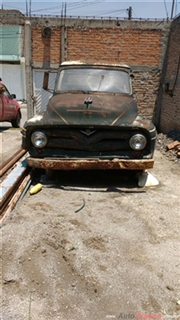 1955 Ford Pick up X PARTES Pickup