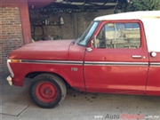 1973 Ford F-100 panel Pickup