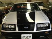 1984 Ford Mustang SVO Fastback
