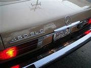 Mercedes Benz 450 slc Coupe 1977
