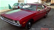 1972 Chrysler Duster 72 p/terminar C/Combi Coupe