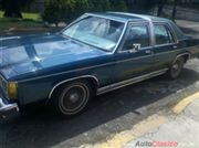 Ford Crown victoria Sedan 1981