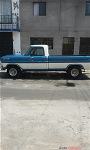 1971 Ford Pick up caja larga Pickup