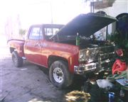 Chevrolet 4WD CALIFORNIA GMC Pickup 1975