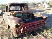 1957 Chevrolet 3100 Apache pick up PIEZAS !!! Pickup