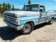 1971 Ford Ford F250 camper special Pickup